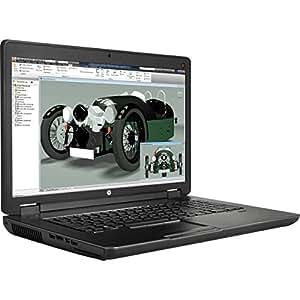 "HP ZBook 17 G2 Mobile Workstation Laptop: 17.3"" FHD (1920x1080), Intel Quad-Core i7-4810MQ, NVIDIA Quadro K3100M 2048MB, 16GB RAM, 500GB HDD, DVD+RW, FingerPrint Reader, Windows 7 Professional"