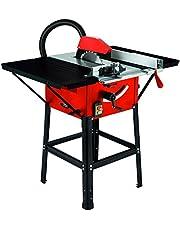 Cevik ce-cts250m Sierra de mesa, 1500 W, 230 V, rojo y negro