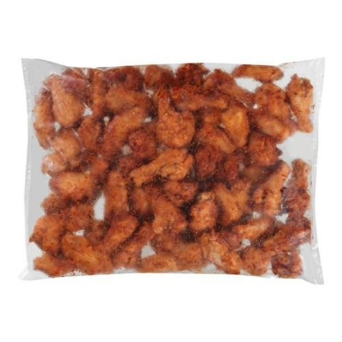 - Tyson Glazed Honey Barbecue Chicken Wing, 10 Pound -- 1 each.
