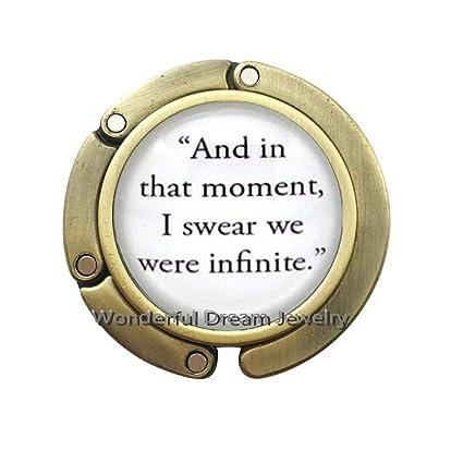 y en ese momento, te juro que fuimos infinitos. Gancho para ...