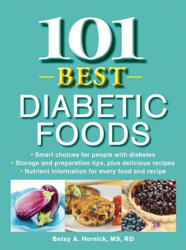 101 Best Diabetic Foods (Diabetic 101)