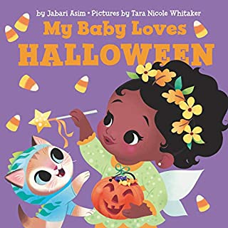 Book Cover: My Baby Loves Halloween