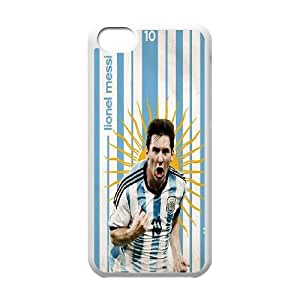 High Quality Phone Back Case Pattern Design 6Football Player Lionel Messi Series- For Iphone 5c