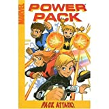 img - for Power Pack: Pack Attack! Digest book / textbook / text book