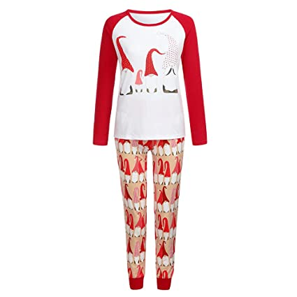 a45c5ae80c Image Unavailable. Image not available for. Color  Matching Family  Christmas Pajamas Set