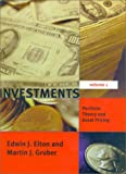 Investments, Vol. 1: Portfolio Theory and Asset Pricing