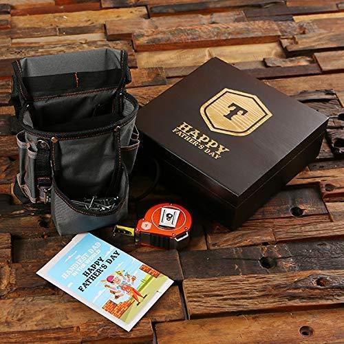 Fathers Handyman Tool Bag and Measuring Tape
