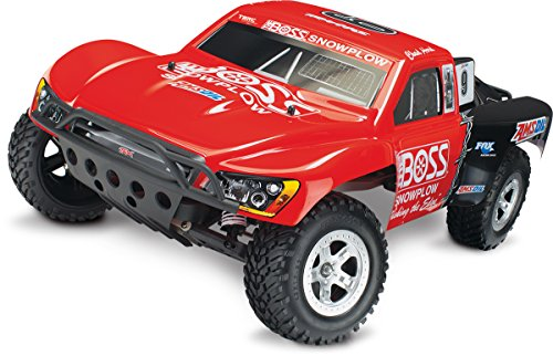 Traxxas 58034-1 Slash: 2WD Short Course Racing Truck - Ready-To-Race (1 10-Scale) - Colors May Vary