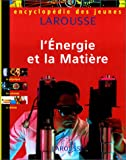 img - for Encyclop die des jeunes. L' nergie et la mati re book / textbook / text book