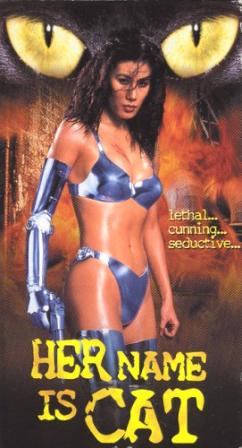 Her Name Is Cat [VHS]