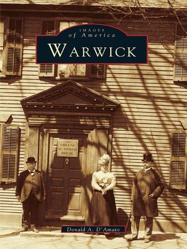 Warwick: A City at the Crossroads (Making of America)