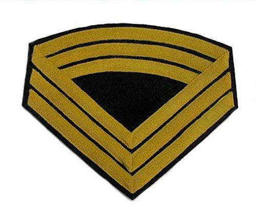 Civil War U.S. Rank Chevron - CAVALRY - Sergeant Major