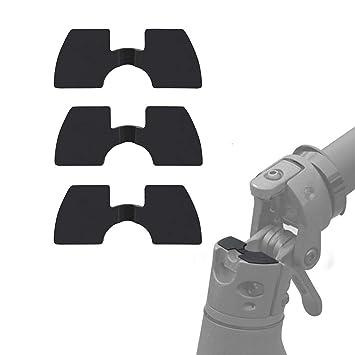 Amazon.com: Imjoyful amortiguadores de vibración de goma ...