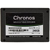 Mushkin Chronos 240 GB SATA 6.0 Gb-s 2.5-Inch Solid State Drive (MKNSSDCR240GB)