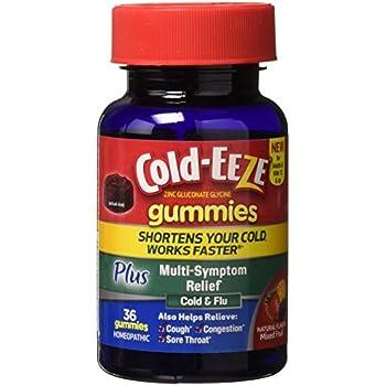 Amazon Com Cold Eeze Plsmulti Symptm Size 36ct Cold Eeze