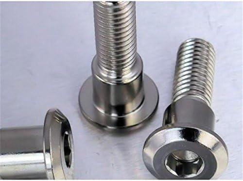 Kit vis disque de frein m8x1,25x30mm pro-bolt inox par 12 Pro-bolt 530116SSX12