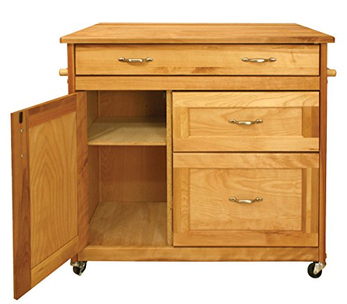 Catskill Craftsmen Mid-Sized Drawer Island