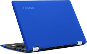 "mCover Hard Shell Case for New 14"" Lenovo Ideapad Flex 4 14 (4-1470/4-1435/4-1480, NOT Compatible with Newer Flex 5/6 Series) Laptop Computers (Blue)"