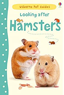 Care for Your Hamster (RSPCA Pet Guide): Amazon co uk: RSPCA