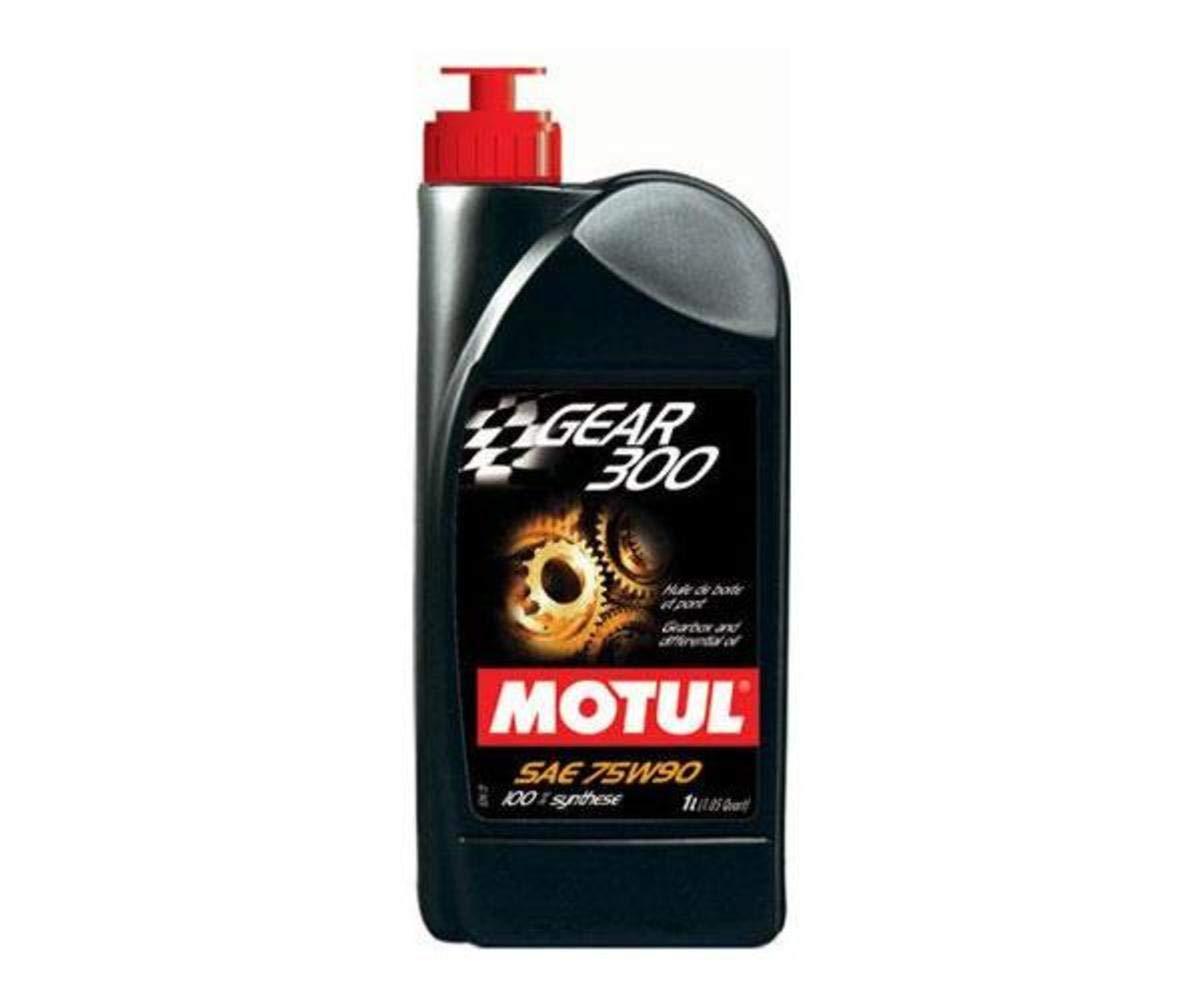 Motul Gear 300 Gearbox Oil 75W90 1 Liter 317811 Winderosa 4333074766