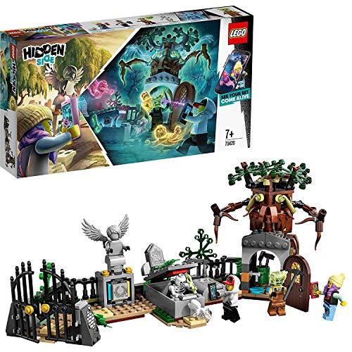 레고 (LEGO) ヒドゥンサイド 무덤의 신비 70420 / LEGO Hidden Side Tomb Mystery 70420