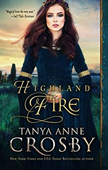 Highland Fire (Guardians of the Stone Book 2) by [Crosby, Tanya Anne]