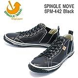 (スピングルムーヴ)SPINGLEMOVE spm442-05 スニーカー SPINGLE MOVE SPM-442/ Black