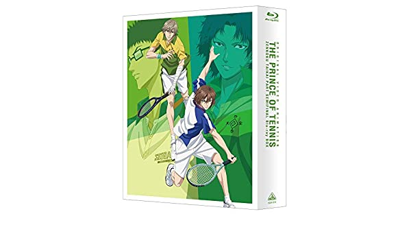 Amazon.com: Tennis Prince Of National Race Inferno Semifinal Blu-ray Box : Movies & TV