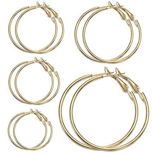 Pairs Hoops Womens Huggie Earrings product image