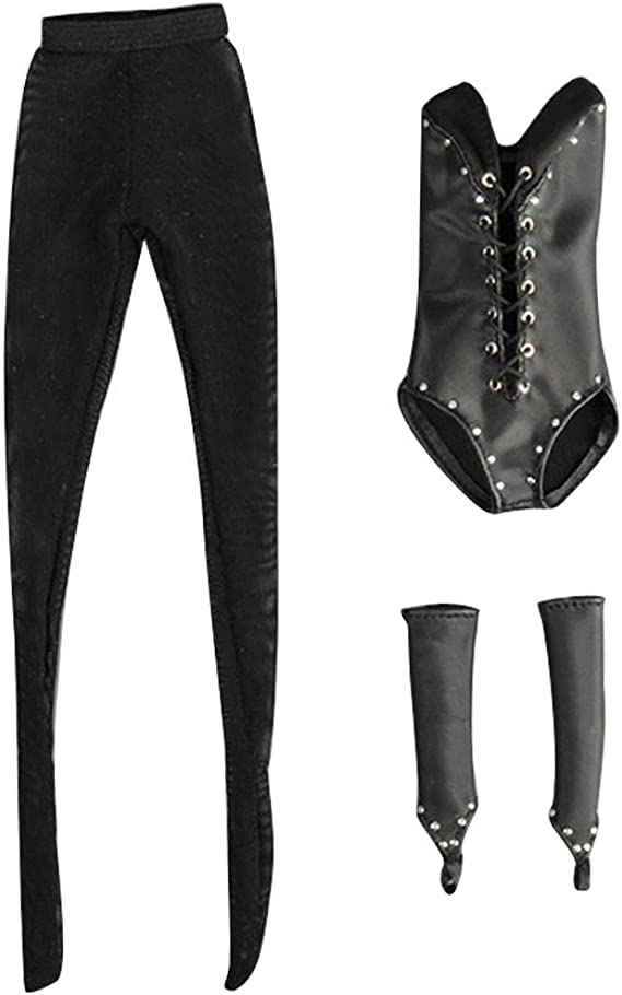 "1//6 Women Ankle Boots For 12/"" Phicen Hot Toys Kumik Female Figure"