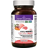 New Chapter Multivitamin for Women 50 plus - Every Woman's One...