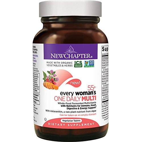 New Chapter Multivitamin Women plus product image