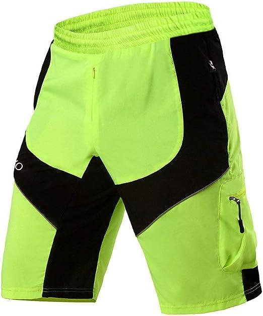 Pantalones Cortos de Bicicleta Undershort Off Road Cycling MTB ...