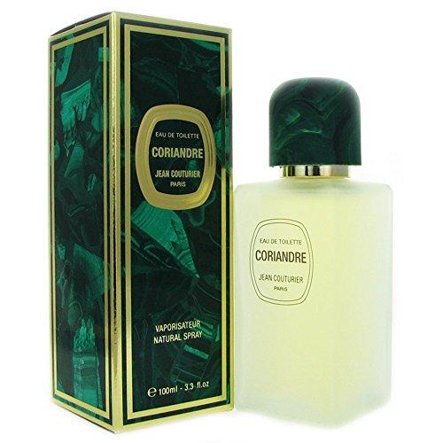 Coriandre By Jean Couturier For Women. Eau De Toilette Spray 3.3 Oz. 100ml Ed Toilette Spray