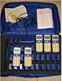 Senteo Interactive Response System- Receiver and 32 Student Clickers