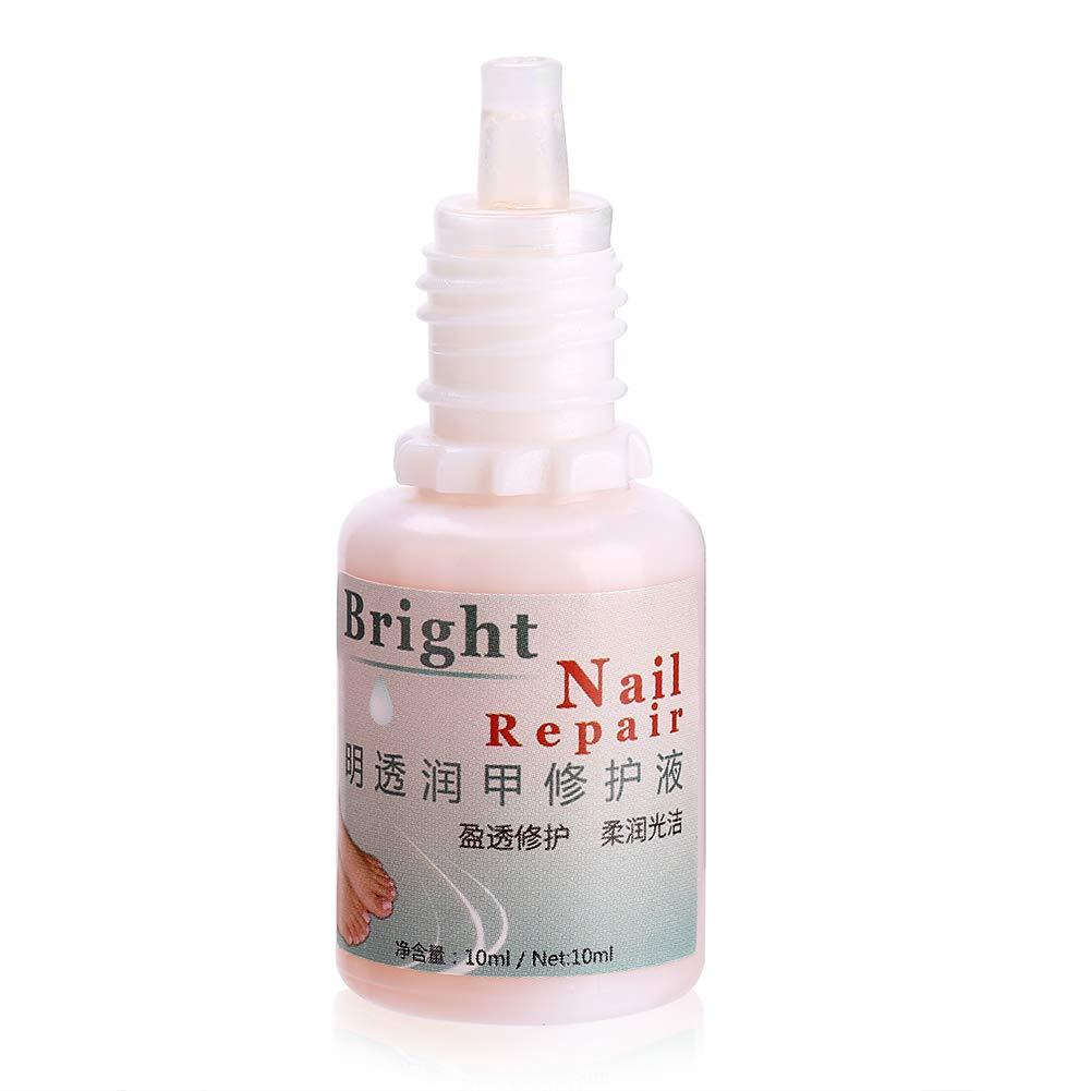 Fungal Nail Treatment Gel Whitening Toe Care Essence Fungus Removal Liquid 1PC 10ml