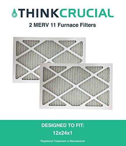 furnace filter 12x24 merv 11 - 6