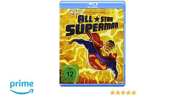 All-Star Superman [Alemania] [Blu-ray]: Amazon.es: Cine y ...