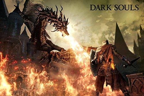 Dark Souls Poster Game