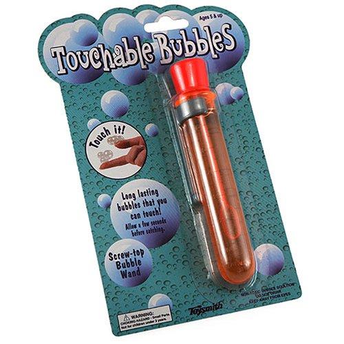 Toysmith Touchable Bubbles from Toysmith