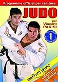 Judo, programme ceintures jaune, orange