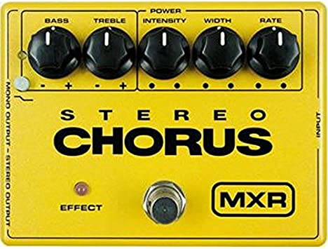 PEDALES EFECTO MXR - Dunlop (M134) Stereo Chorus