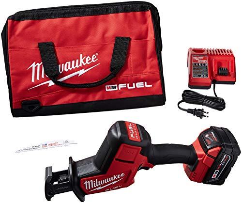 - Milwaukee Electric Tools 2719-21 M18 Fuel Hackzall Kit