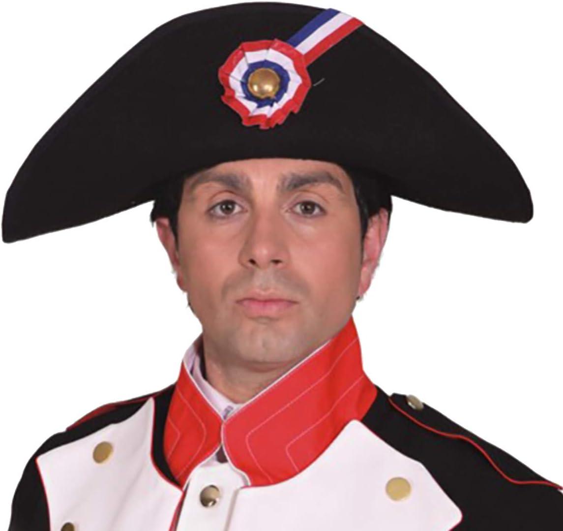 Nero Taglia Unica ORLOB Napoleone Cappello