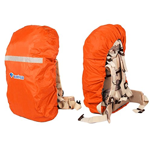 BlueField Reflective Waterproof Backpack Traveling product image