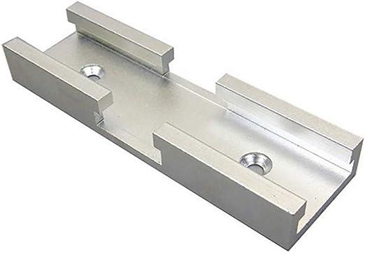Aluminiumlegierung T-Nut T-Spur Gehrungsschiene Spannvorrichtung 2020