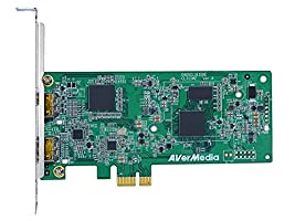 AVerMedia Full HD HDMI 1080P 60FPS PCIe Capture Card (CL311-M2)