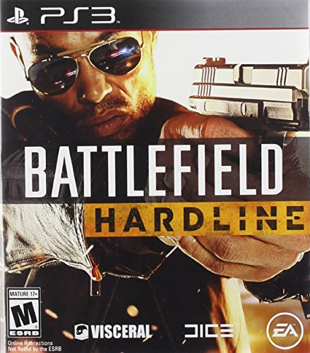 Battlefield Hardline - PS3 [Digital - Battlefield 3 Dlc