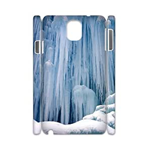 Ice And Snow Unique Design 3D Cover Case for Samsung Galaxy Note 3 N9000,custom cover case ygtg297312