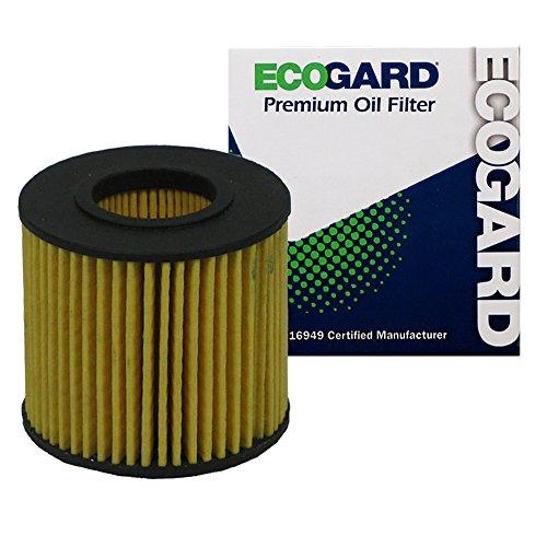ECOGARD X6311 Cartridge Engine Oil Filter for Conventional Oil - Premium Replacement Fits Toyota Corolla, Prius, Prius V, Matrix, Prius Plug-In, Corolla iM, Prius Prime / Scion xD, iM / Lexus CT200h